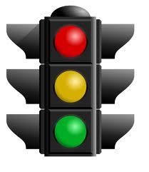 signal lights.